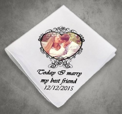Personalised Photo Hankie